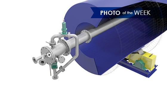 3D Pipe Reactor