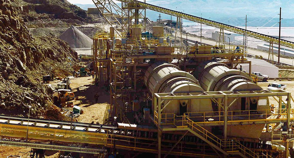 Gold Ore Processing, Rotary Agglomerators (Ore Drums) for Agglomerating Ore Fines in the Heap Leaching Process