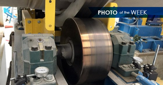 Rotary Drum Trunnion Wheel Skewing Adjustment