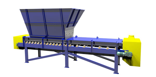 Belt Feeder for Phosphates