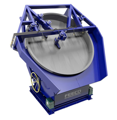 Disc Pelletizer for Potash