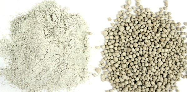 Raw vs. Pelletized Limestone