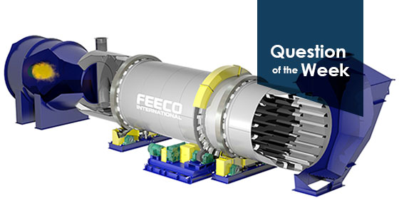 What Fuel Sources Can FEECO Rotary Dryers (Driers) and Kilns Work With?