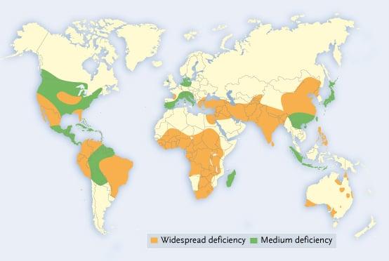 Global_Zinc_Deficiency_Map