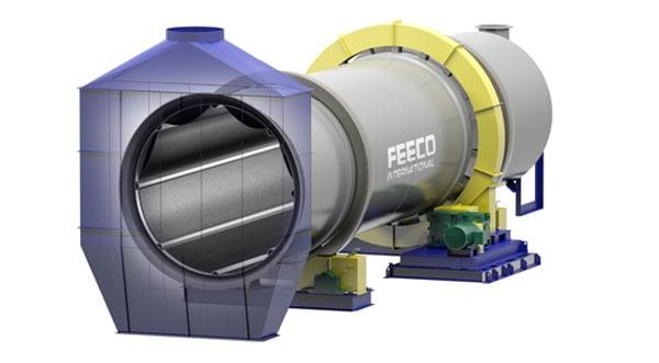 Heap Leaching Drum (Agglomerator) for SX-EW