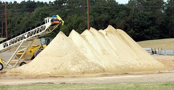 Texas Frac Sand Market Finds Competitive Advantage