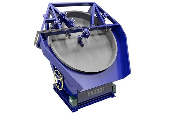 3D Disc Pelletizer
