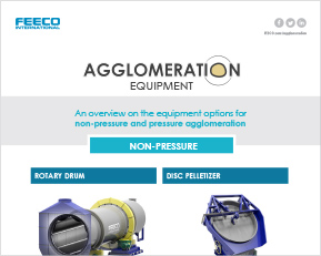 Infographic: Agglomeration Equipment