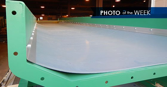 Belt Conveyor Slider Bed