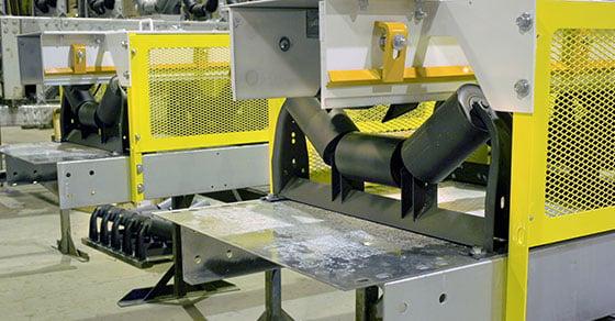Best Practices in Belt Conveyor Storage