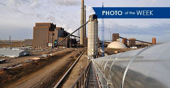 Lignite Coal Conveyors