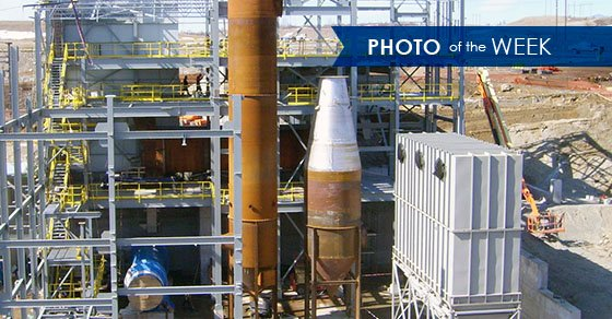 Rotary Kiln Resource Recovery System