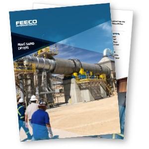 Frac Sand Dryer (Drier) Brochure