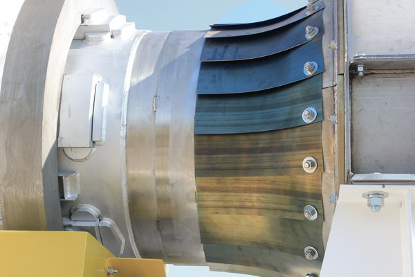 Rotary Drum Seal