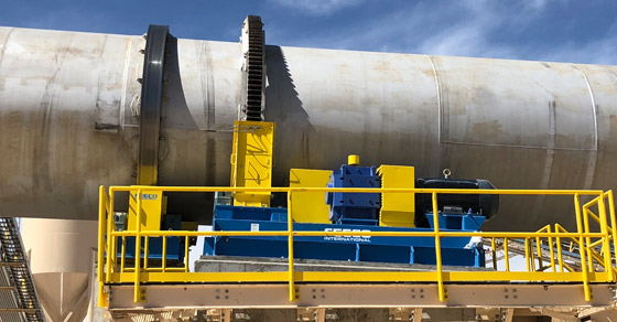Frac Sand Dryers: Rotary vs. Fluid Bed
