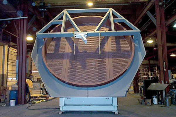 Iron Ore Balling Disc (Disc Pelletizer, Disc Pelletiser, Pan Granulator)