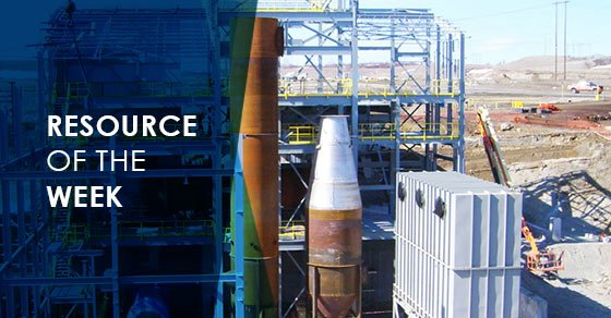 Resource of the Week: Project Profile on a Rotary Kiln (Calciner) Resource Recovery System