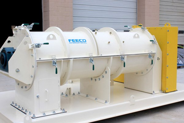 Pin Mixer for Pelletizing (Pelletising) Limestone and Gypsum