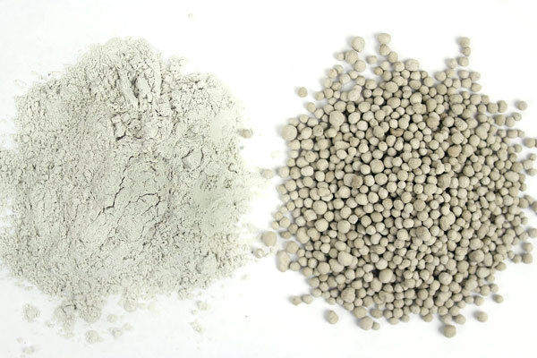 Raw and Pelletized (Pelletised) Limestone