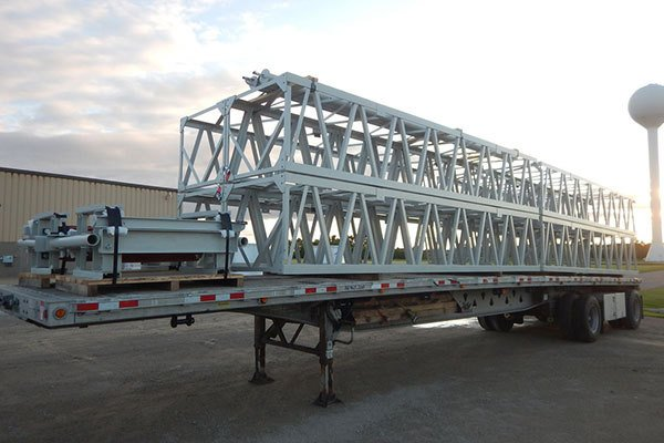 Belt Conveyor Truss Frame