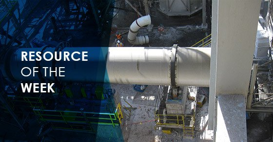 Resource of the Week: Rotary Dryer (Drier) Sizing and Design Slideshare Presentation