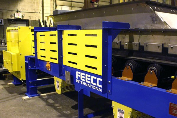 FEECO Belt Feeder for Mining Industry