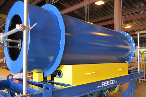 FEECO Coating Drum