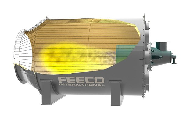 FEECO Combustion Chamber Model