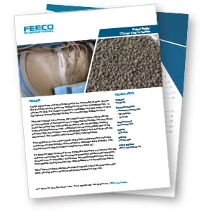 Chicken Litter to Fertilizer Project Profile