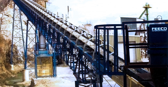 Incline Conveyor Vs Steep Incline Conveyor