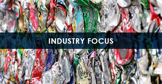 Aluminum Demand and Recycling on the Rise