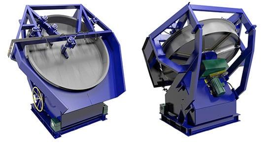 Disc Pelletizer (Pan Granulator) Sizing and Design