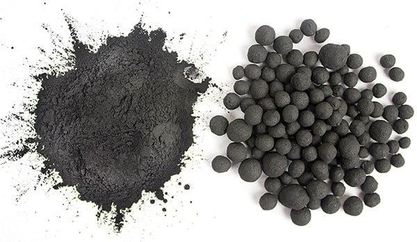 Pelletized Fine Powder