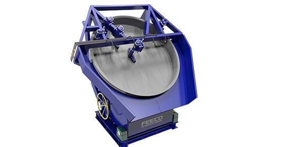 Disc Pelletizer (Pan Granulator)